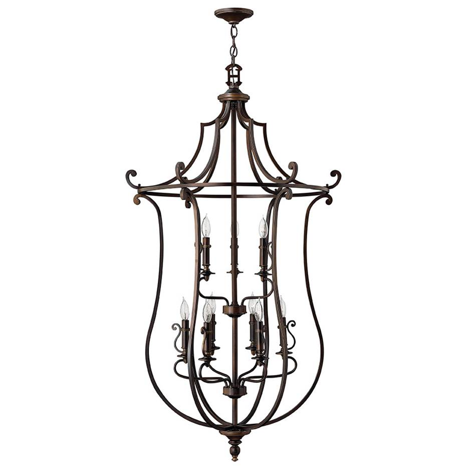 Hinkley Lighting Cage Chandeliers Chandeliers item 4259OB