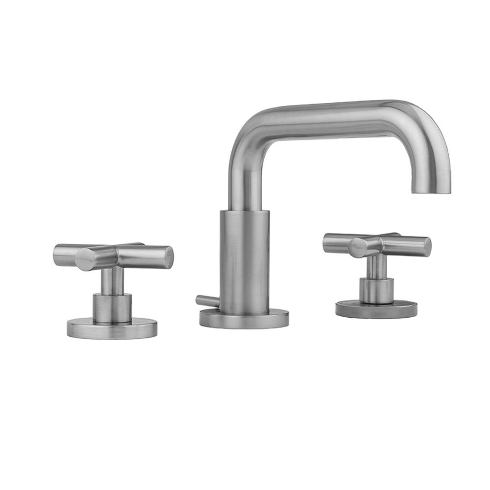 Jaclo Widespread Bathroom Sink Faucets item 8882-T462-0.5-BG
