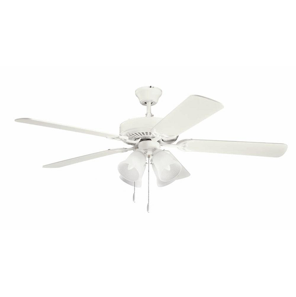 Kichler Lighting Indoor Ceiling Fans Ceiling Fans item 402SNW