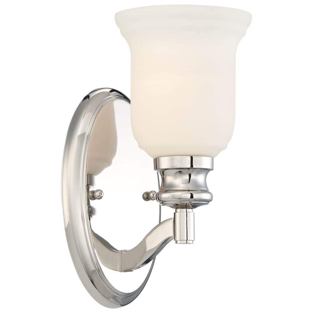 Minka-Lavery One Light Vanity Bathroom Lights item 3291-613