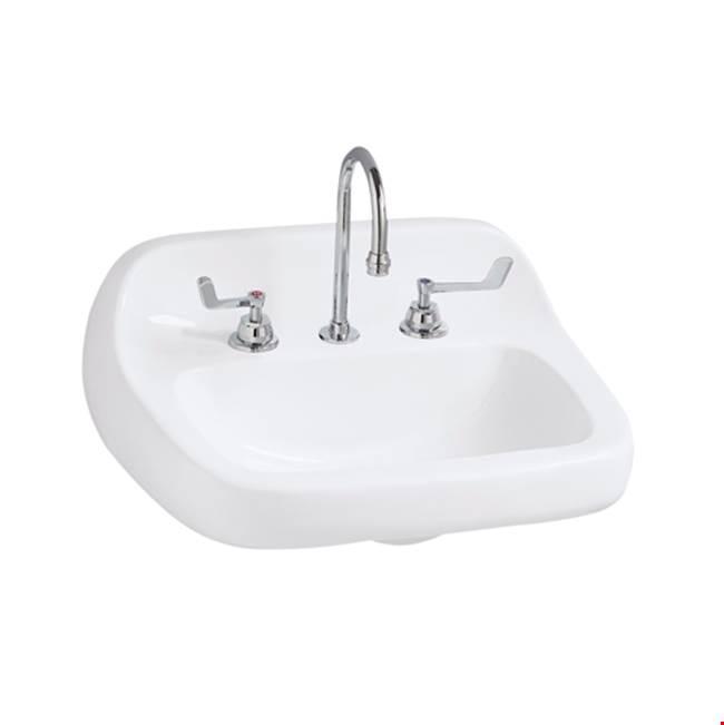 Bathroom Sinks Wall Mount The Elegant