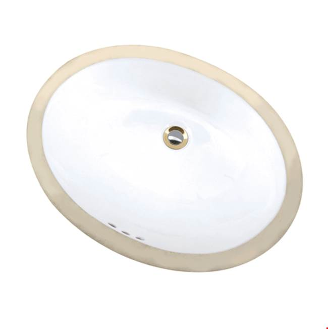 Mansfield Plumbing Undermount Bathroom Sinks Item 216010501