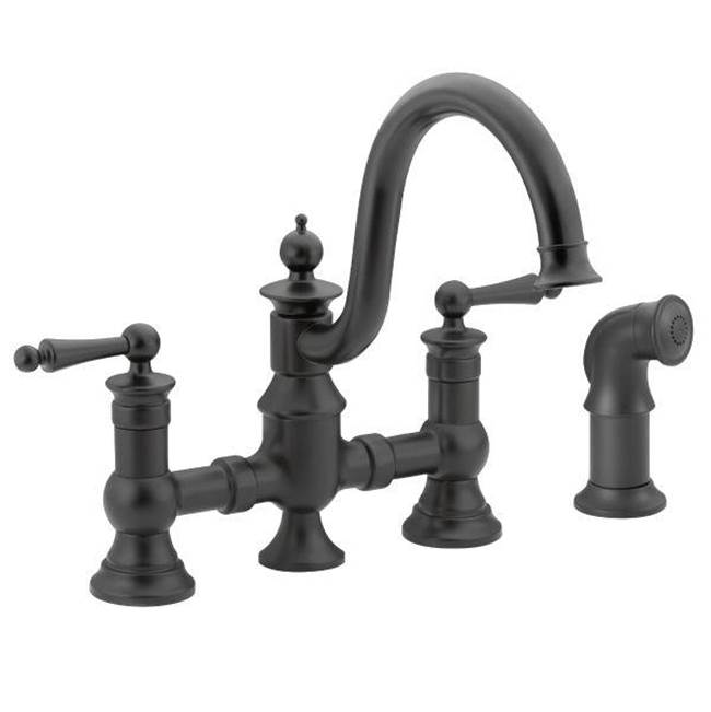 Moen Bridge Kitchen Faucets item S713WR