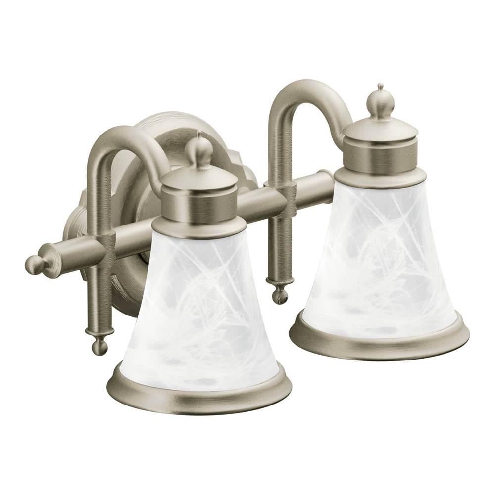 moen wall lighting lighting the elegant kitchen and bath