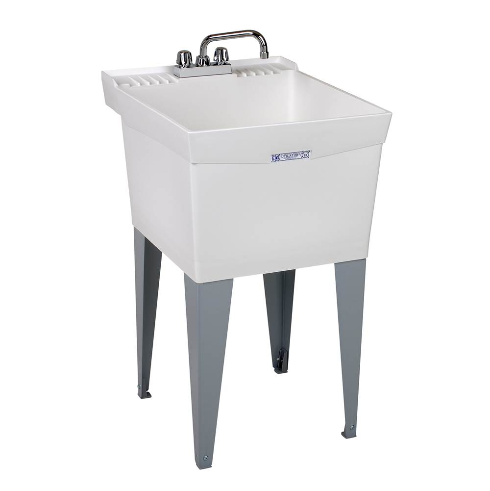 Mustee And Sons Console Laundry And Utility Sinks item 19CF