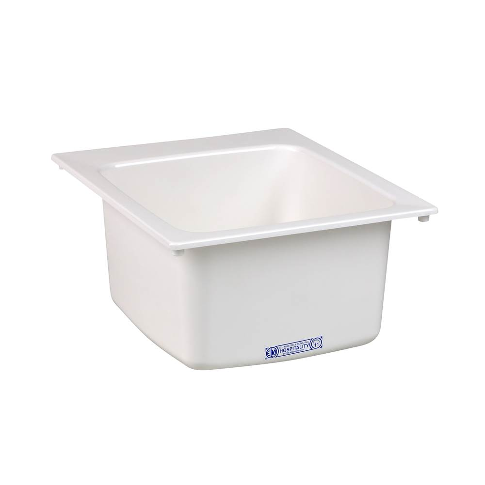 Mustee And Sons  Laundry And Utility Sinks item 11