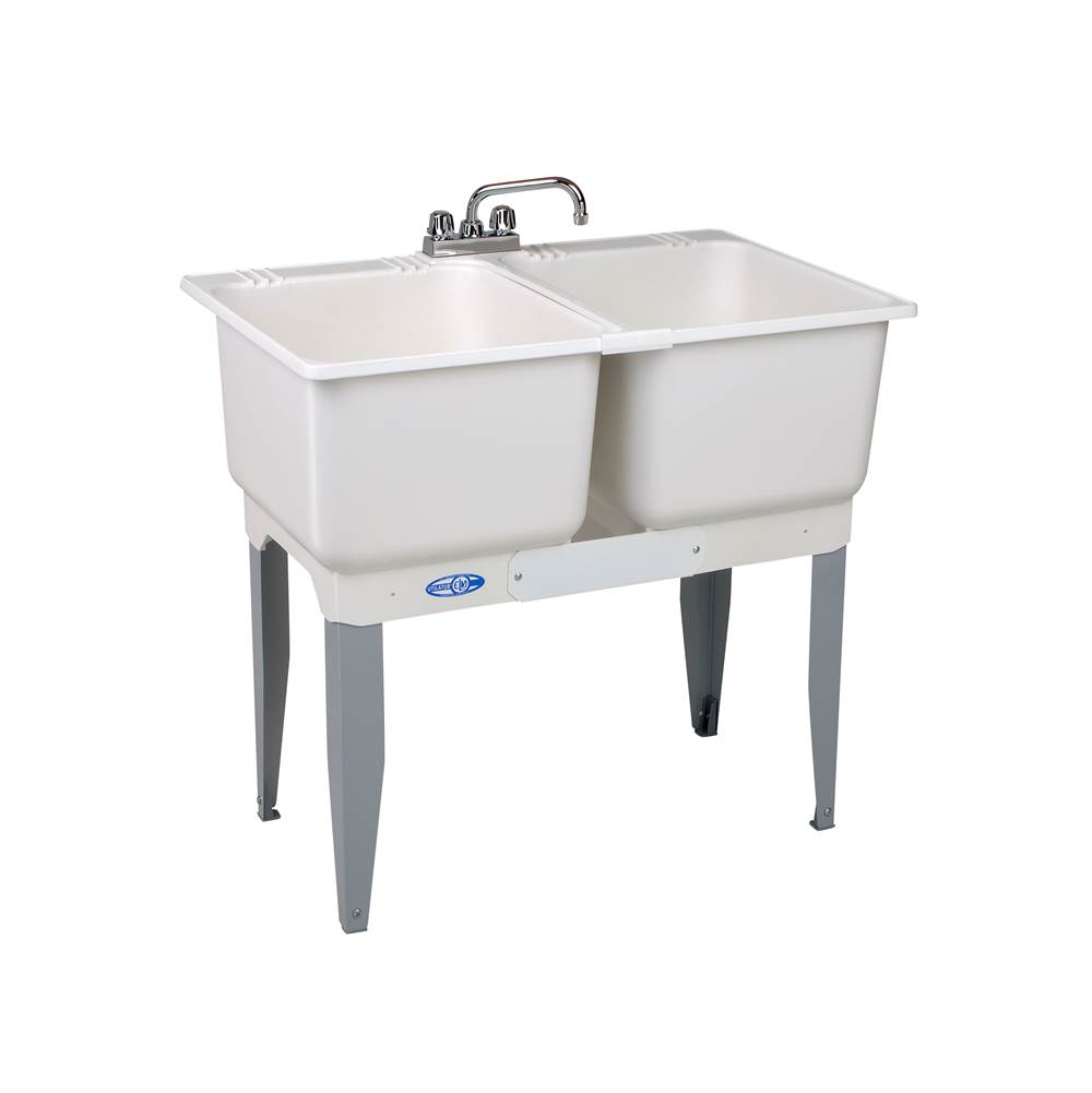 Mustee And Sons Console Laundry And Utility Sinks item 22C