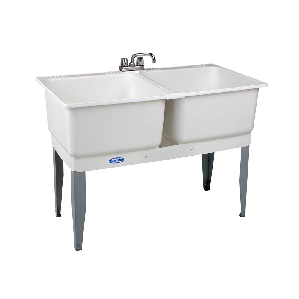 Mustee And Sons Console Laundry And Utility Sinks item 24C