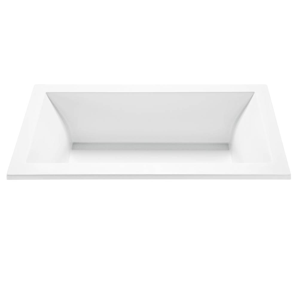 MTI Baths Drop In Whirlpool Bathtubs item P104-WH-DI