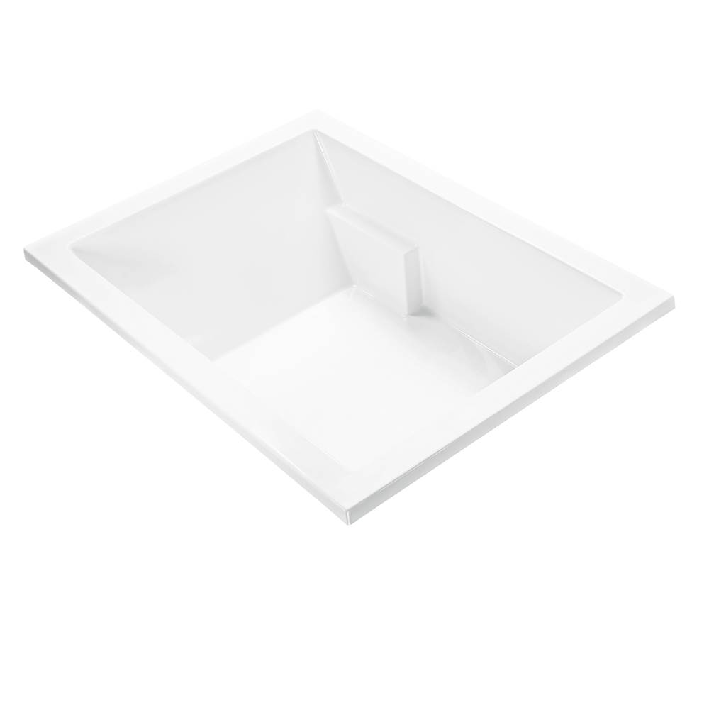 MTI Baths Drop In Soaking Tubs item S114-WH-DI