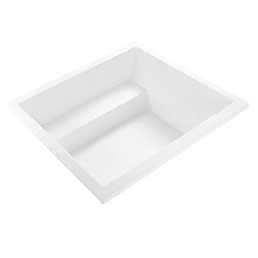 MTI Baths Drop In Whirlpool Bathtubs item P59U-WH-DI