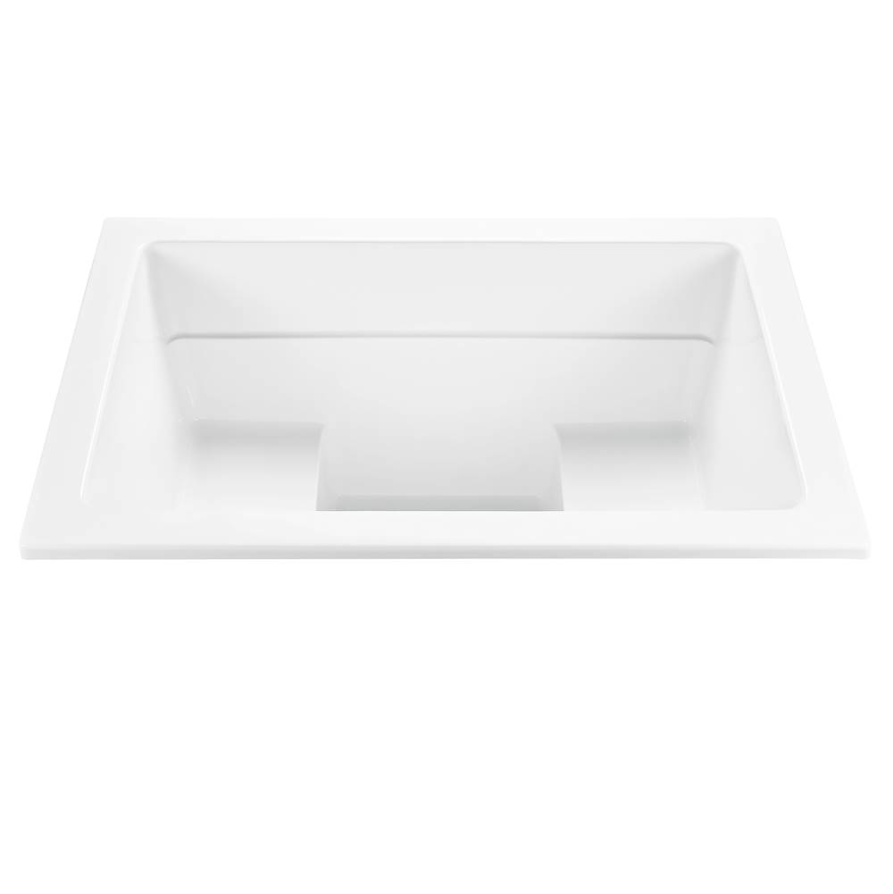 MTI Baths Drop In Soaking Tubs item S77-WH-DI