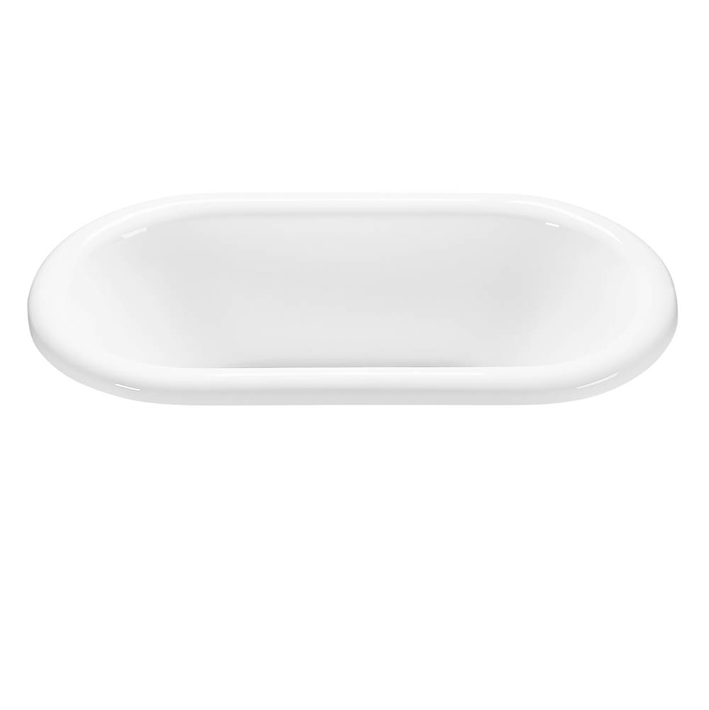MTI Baths Drop In Whirlpool Bathtubs item P87-WH