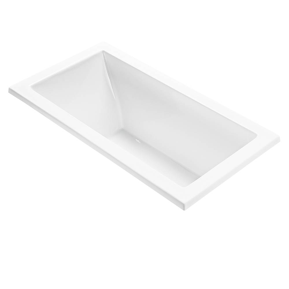 MTI Baths Drop In Whirlpool Bathtubs item P97U-BI-DI