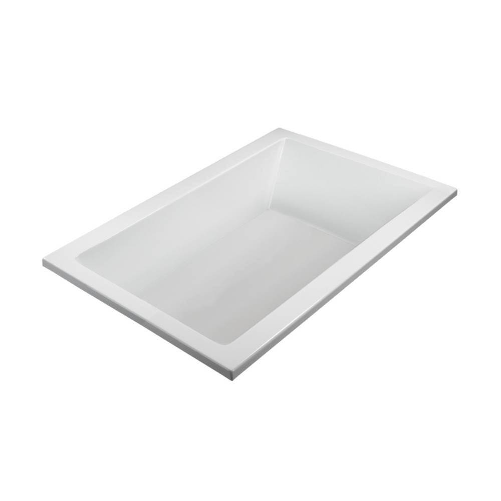 MTI Baths Undermount Air Bathtubs item MBACR7242BIUM