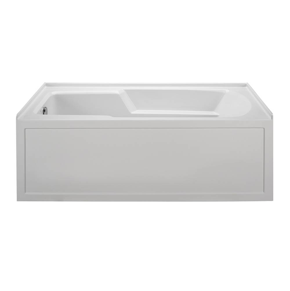 MTI Baths Three Wall Alcove Air Bathtubs item MBAIS6030-BI-RH