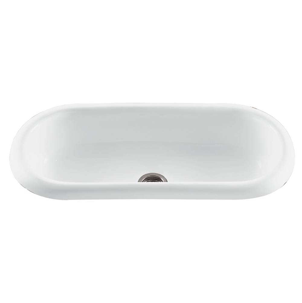 MTI Baths Drop In Laundry And Utility Sinks item MTPS109-AL