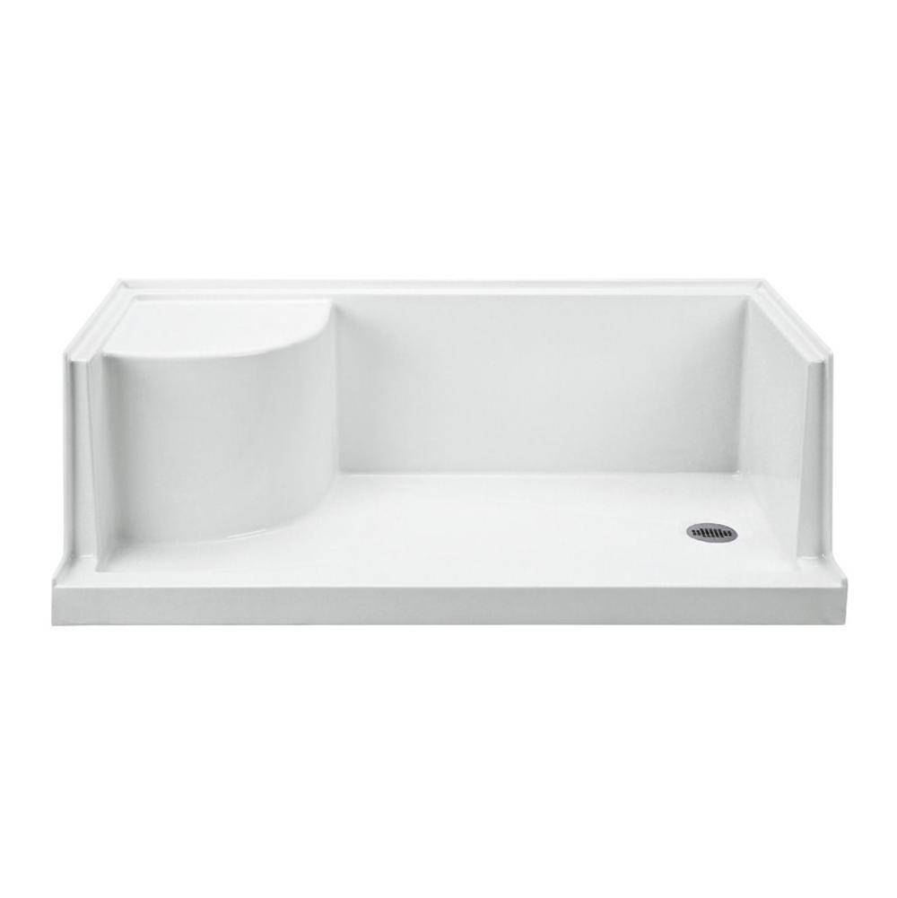 M T I Baths Showers Shower Bases   The Elegant Kitchen and Bath ...