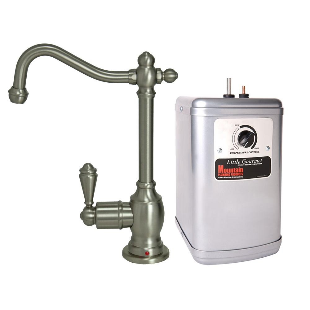 Mountain Plumbing Hot Water Water Dispensers item MT1100-NL/PVD