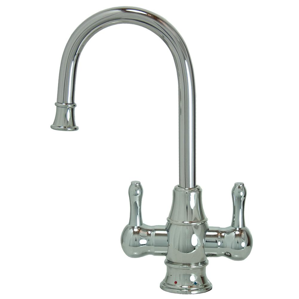 Mountain Plumbing Hot And Cold Water Faucets Water Dispensers item MT1851-NL/PVDPN