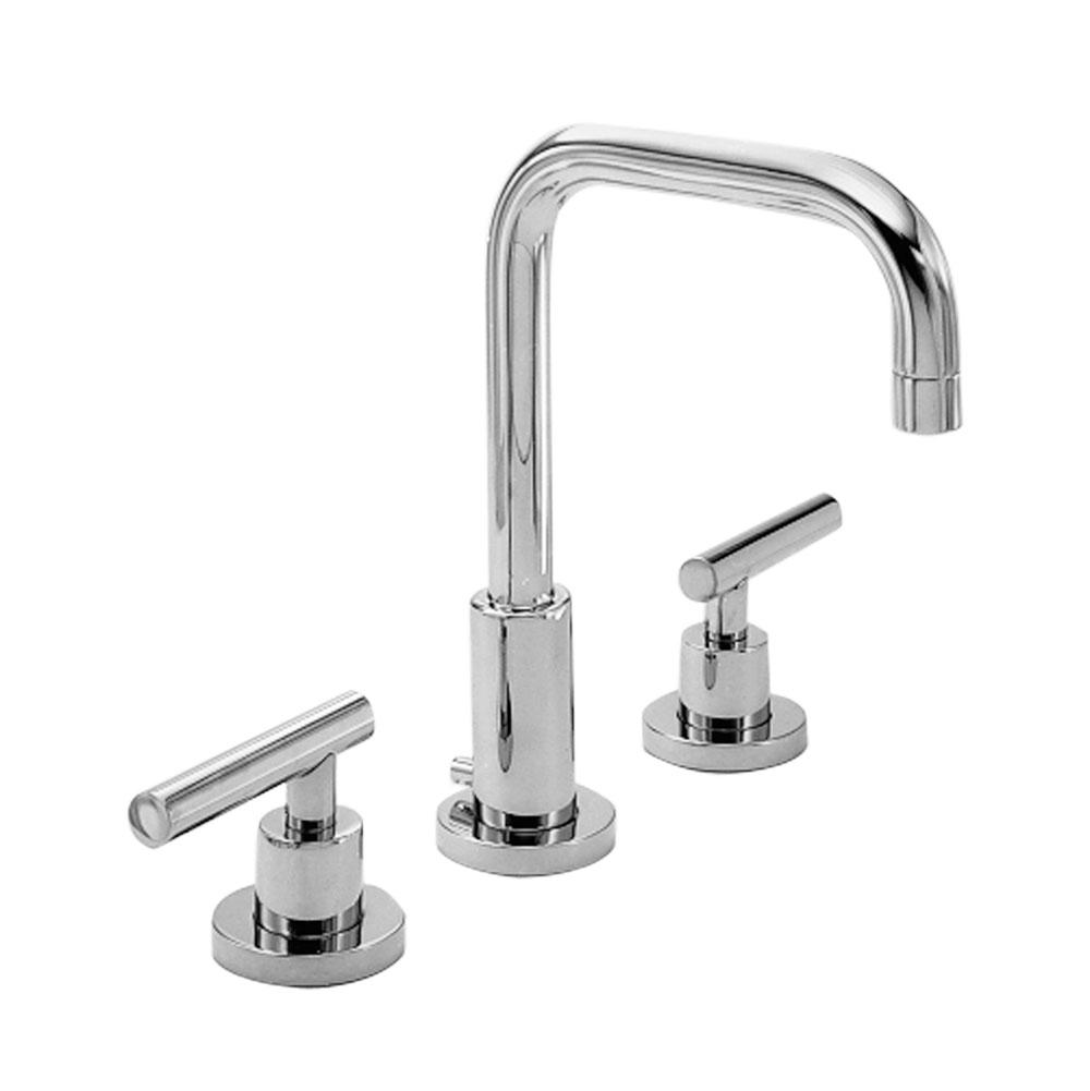 MOEN Brecklyn 4 in. Centerset 2 Handle Bathroom Faucet in Spot homedepot.com p MOEN4 inBathroom Faucet 304232515