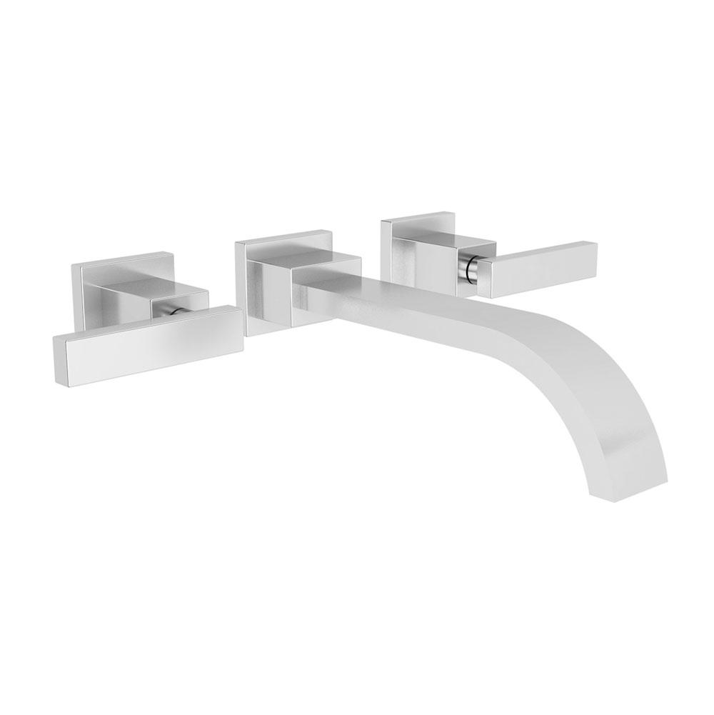 Faucets Bathroom Sink Faucets Wall Mounted | The Elegant Kitchen and ...