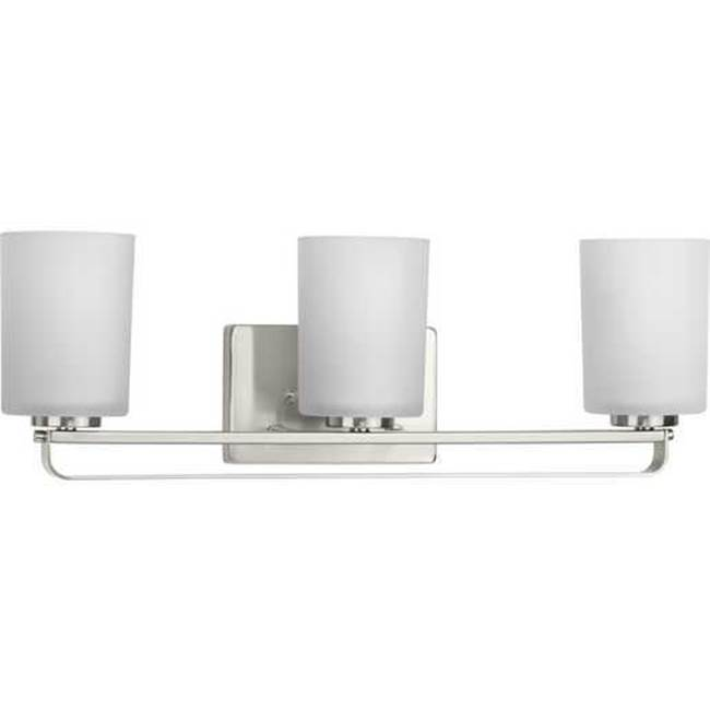 Progress Lighting Three Light Vanity Bathroom Lights item P300343-009
