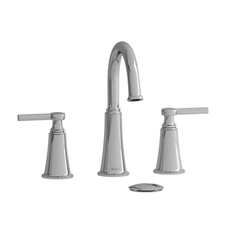 Riobel Widespread Bathroom Sink Faucets item MMRD08LPN-10