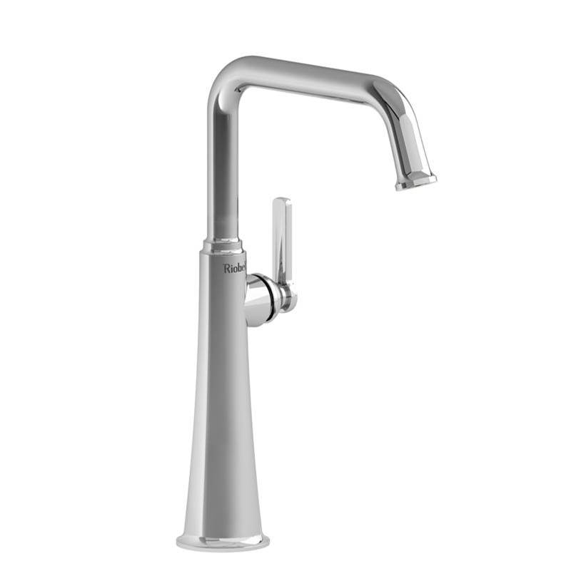 Riobel Single Hole Bathroom Sink Faucets item MMSQL01JCBK-10