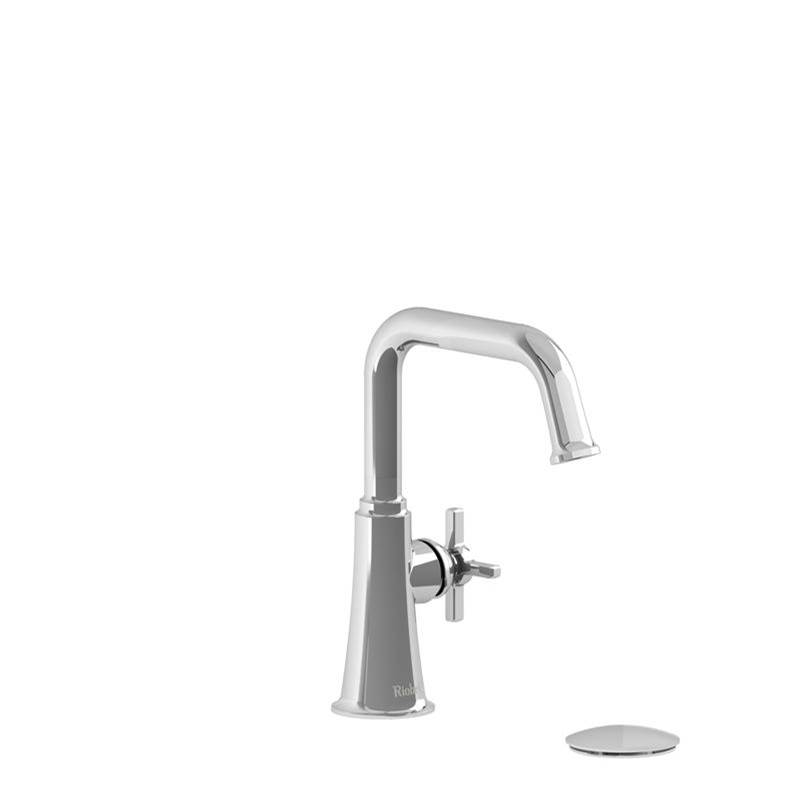 Riobel Single Hole Bathroom Sink Faucets item MMSQS01+C-10