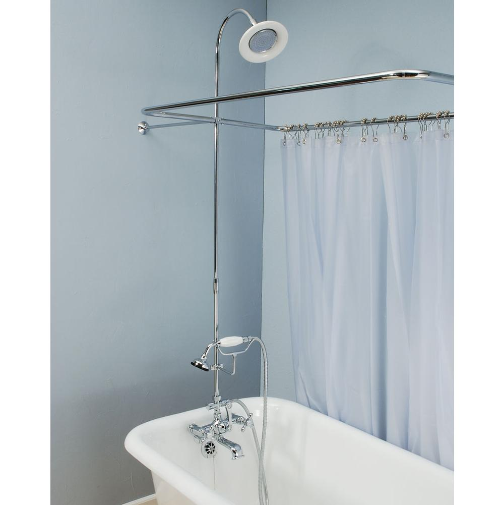Showers Tub And Shower Faucets | The Elegant Kitchen and Bath ...