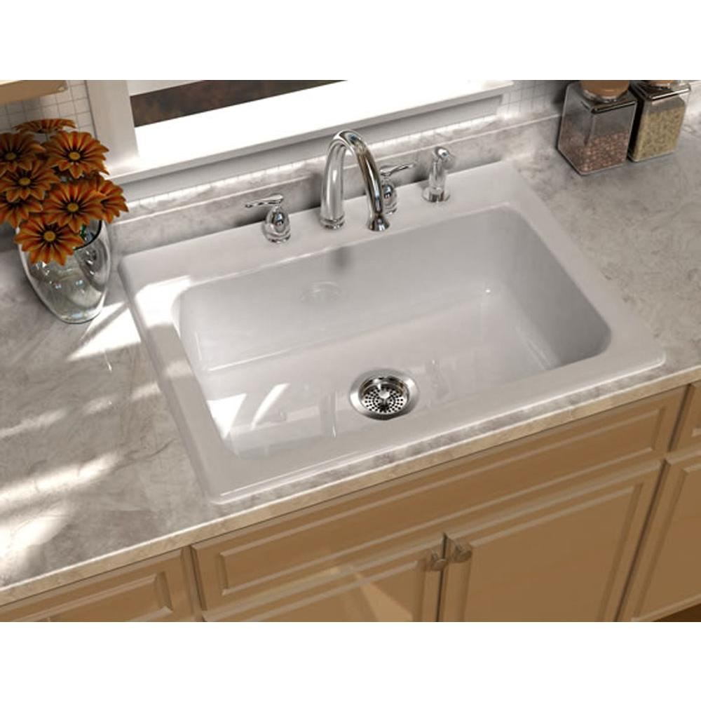 Song Drop In Kitchen Sinks item S-8410-2-51