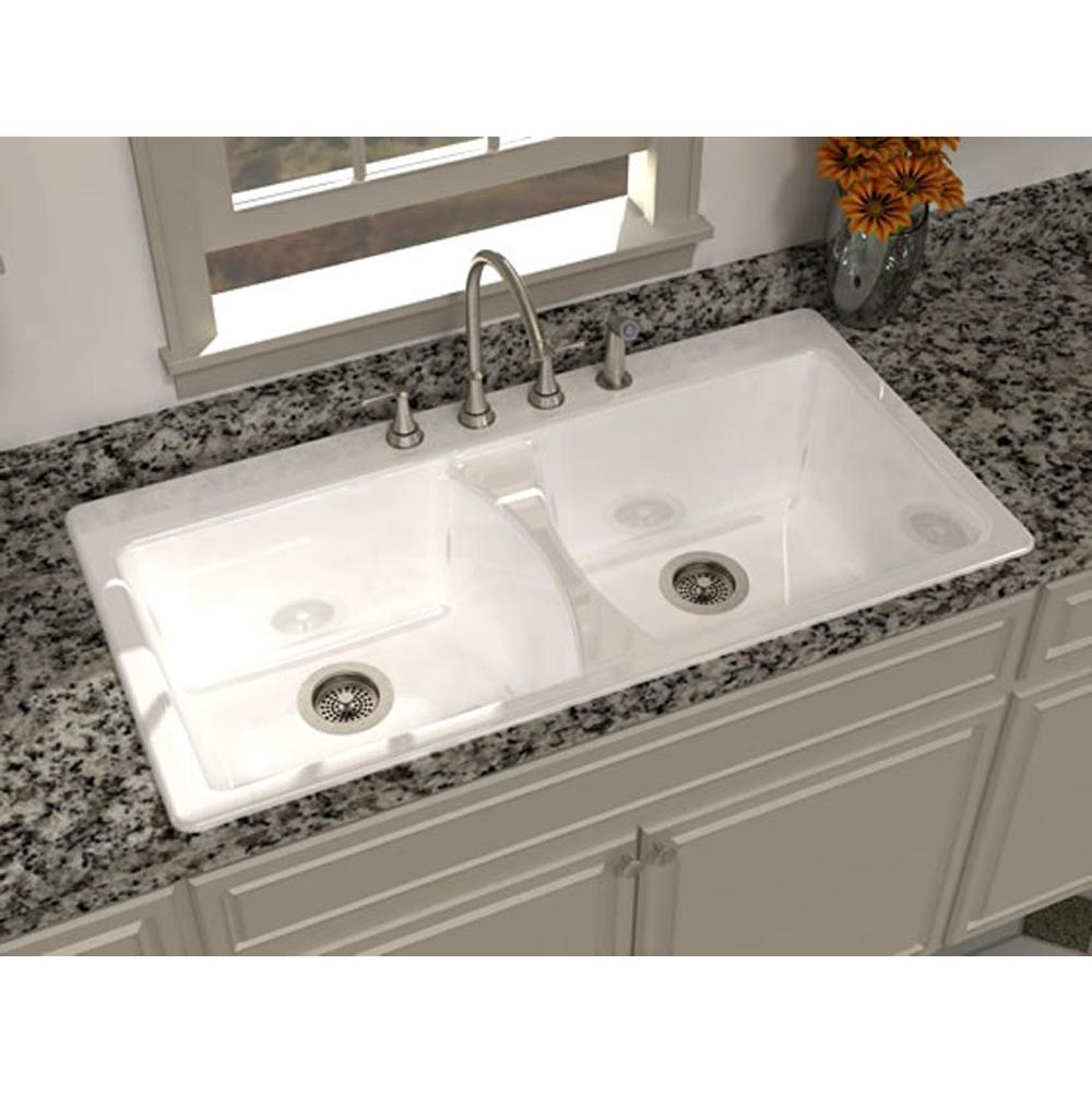 Song Drop In Kitchen Sinks item S-8630-2-51