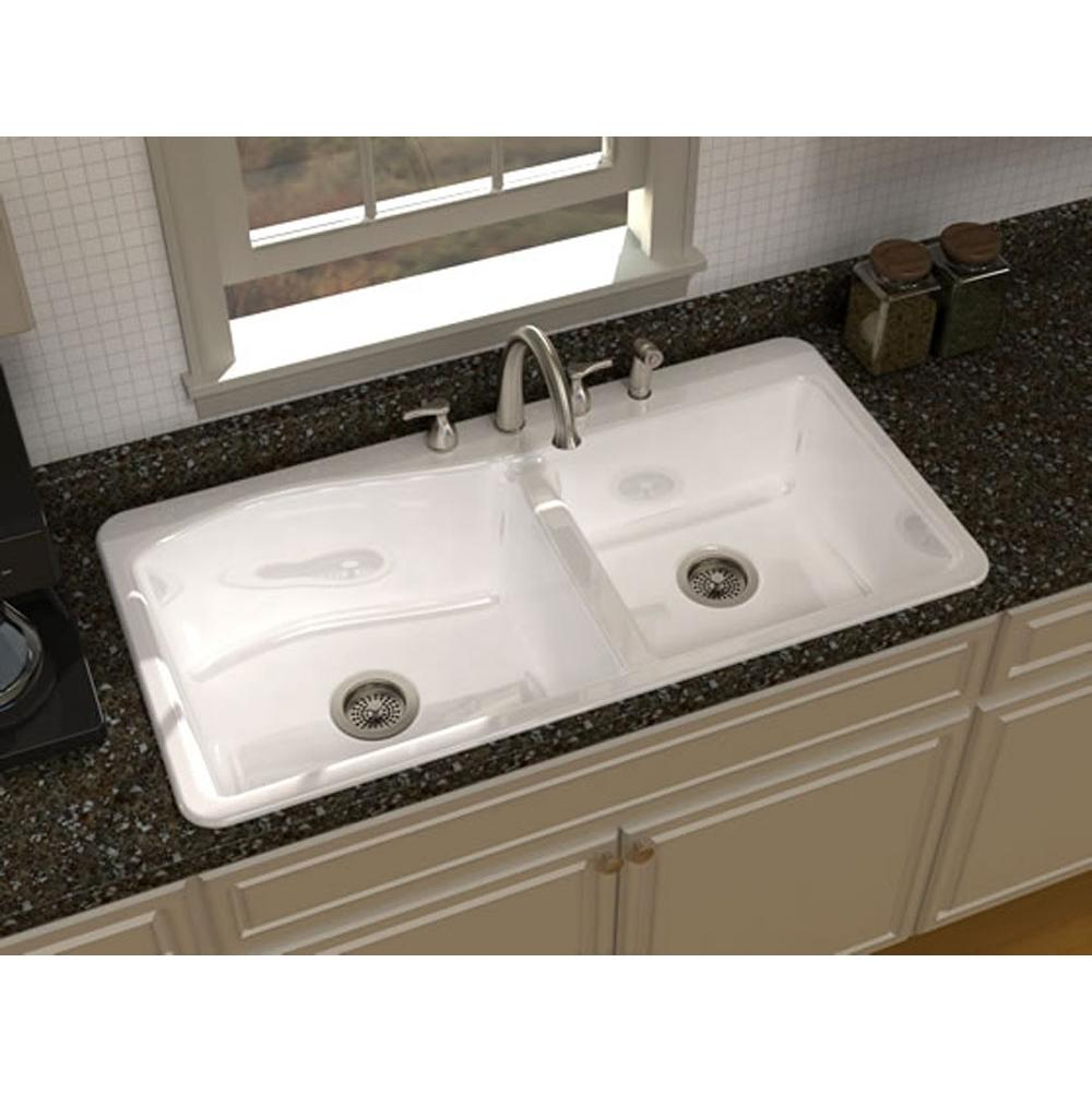 Song Drop In Kitchen Sinks item S-8640-1-51