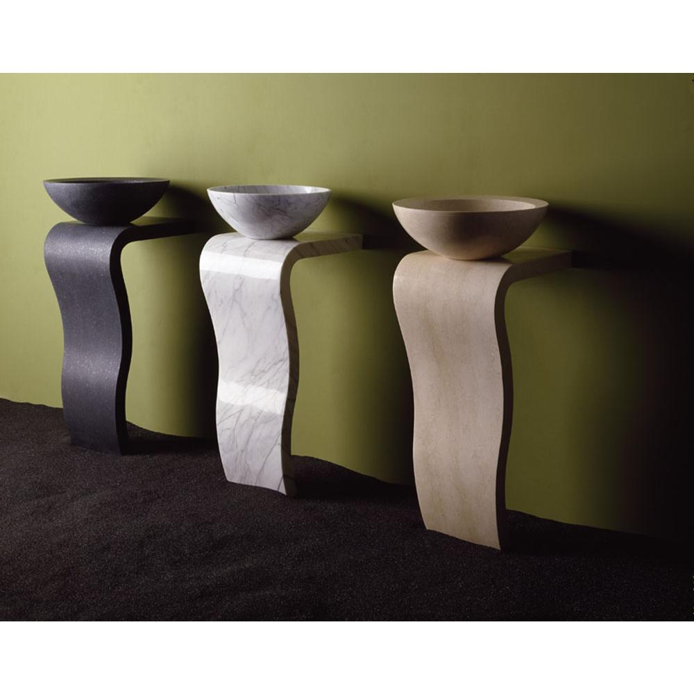 Stone Forest Complete Pedestal Bathroom Sinks item PS20 CA