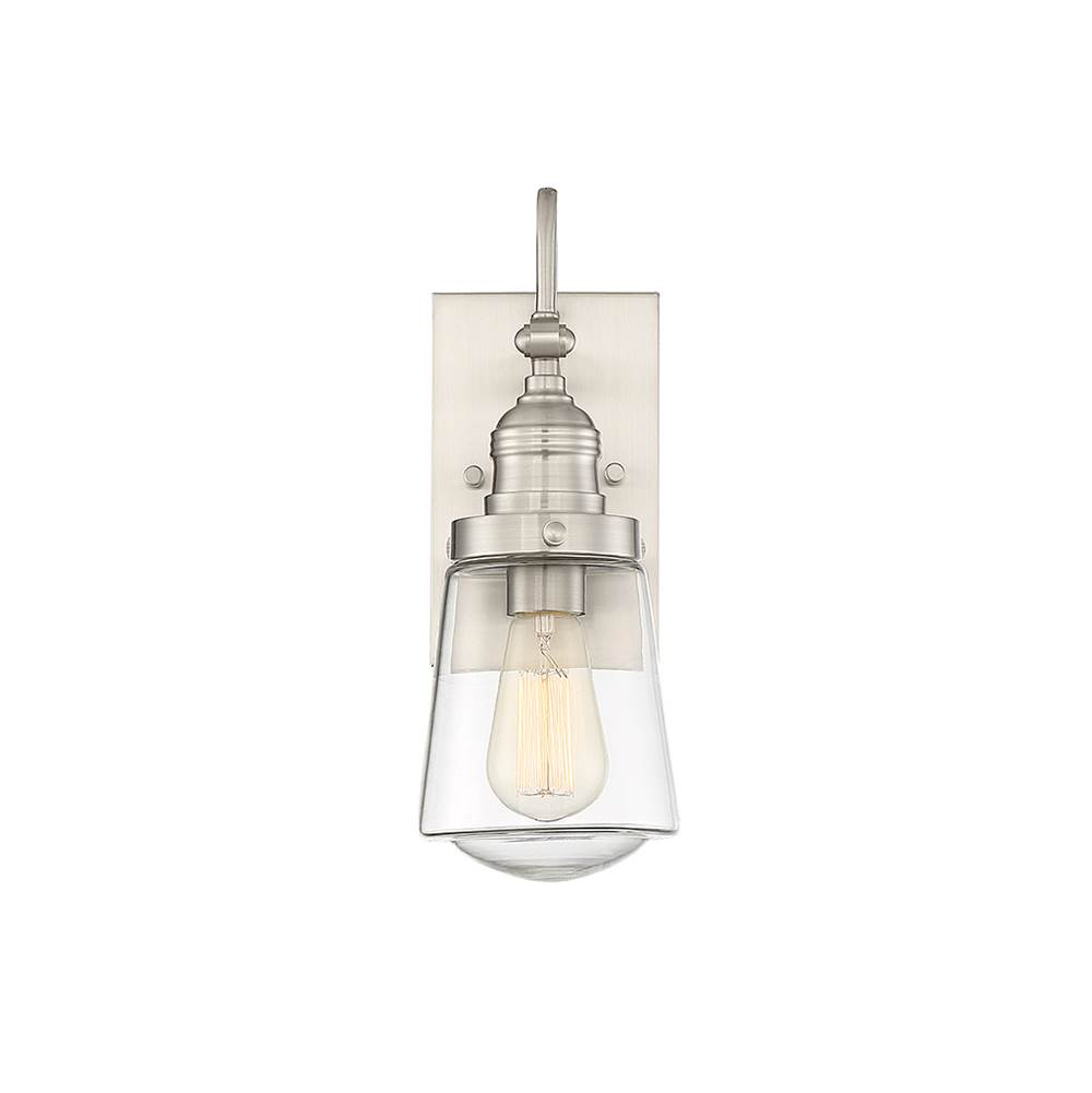 Savoy House Wall Lanterns Outdoor Lights item 5-2067-SN