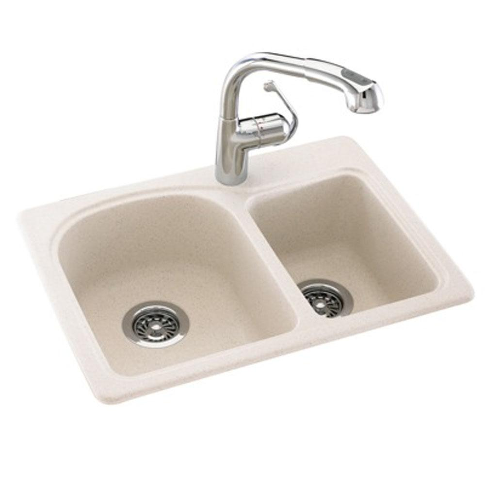 Swan Drop In Kitchen Sinks item KS02518DB.011