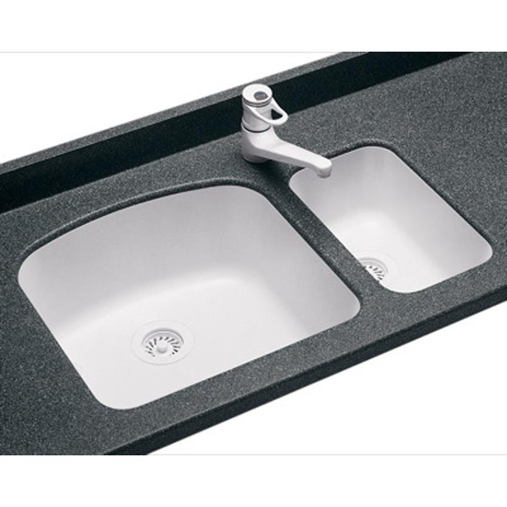 Sinks Kitchen Sinks Undermount | The Elegant Kitchen and Bath ...