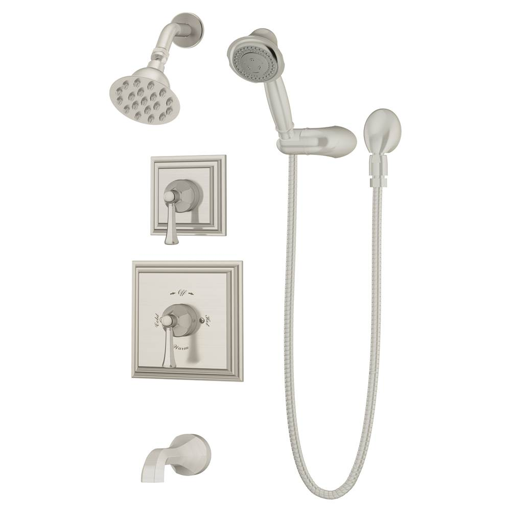 Symmons Complete Systems Shower Systems item 4506-2.0