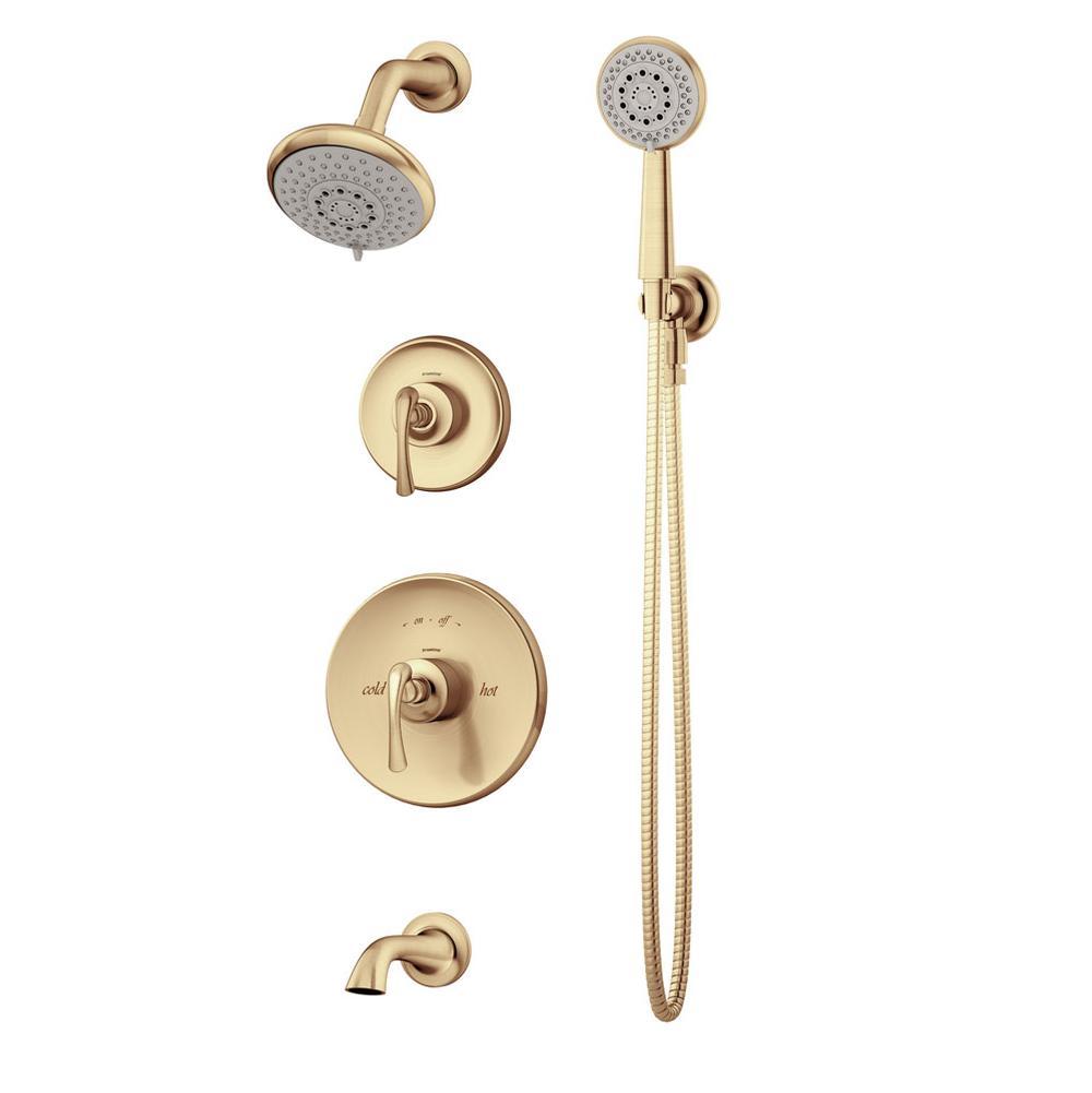 Bathroom Shower Systems | The Elegant Kitchen and Bath ...