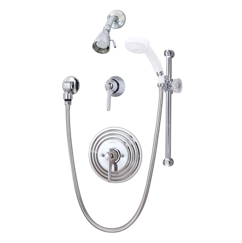 Symmons Complete Systems Shower Systems item C-96-500-B30-V-TRM