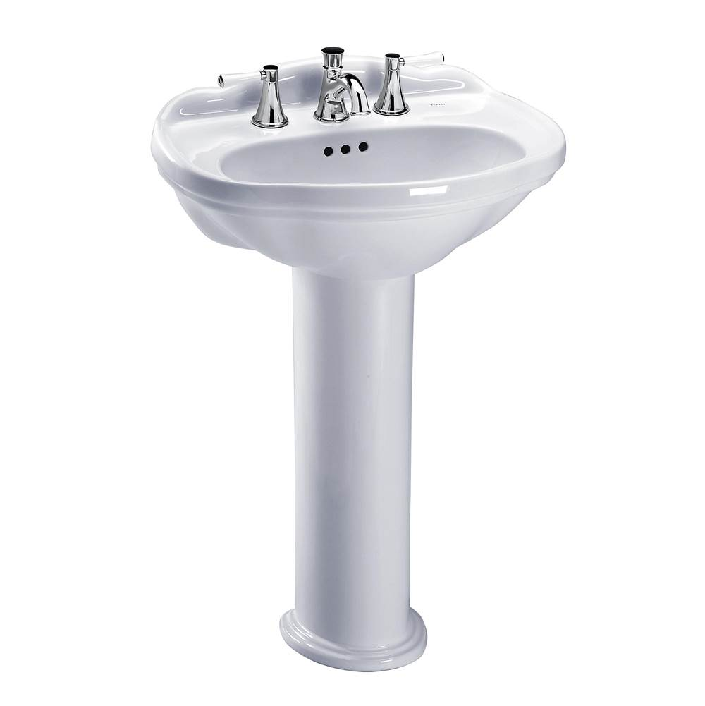 Toto Complete Pedestal Bathroom Sinks item LPT754#51
