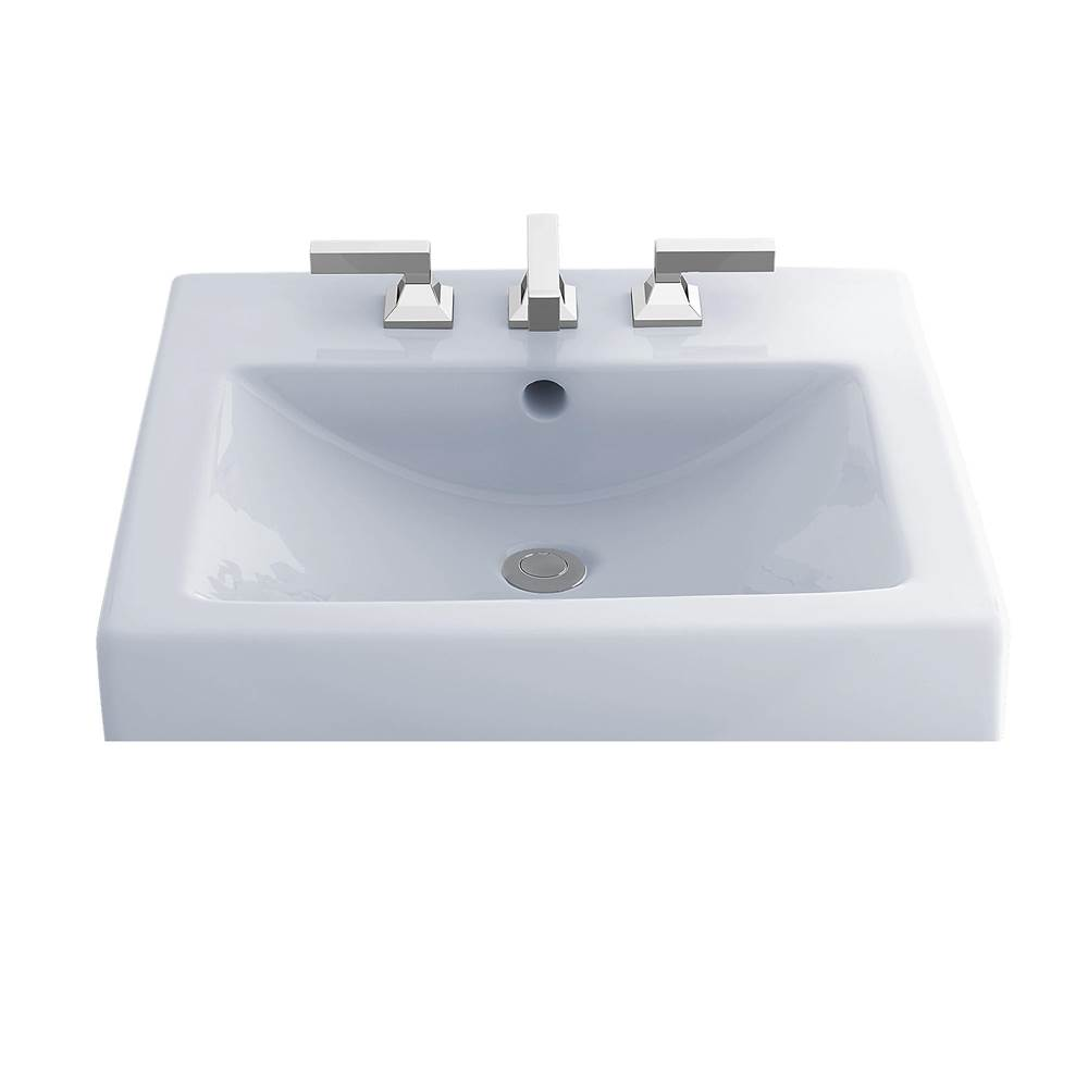 Toto Drop In Bathroom Sinks item LT155#01
