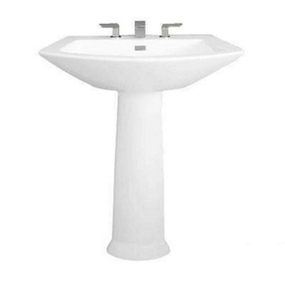 Toto Complete Pedestal Bathroom Sinks Item PT960#01