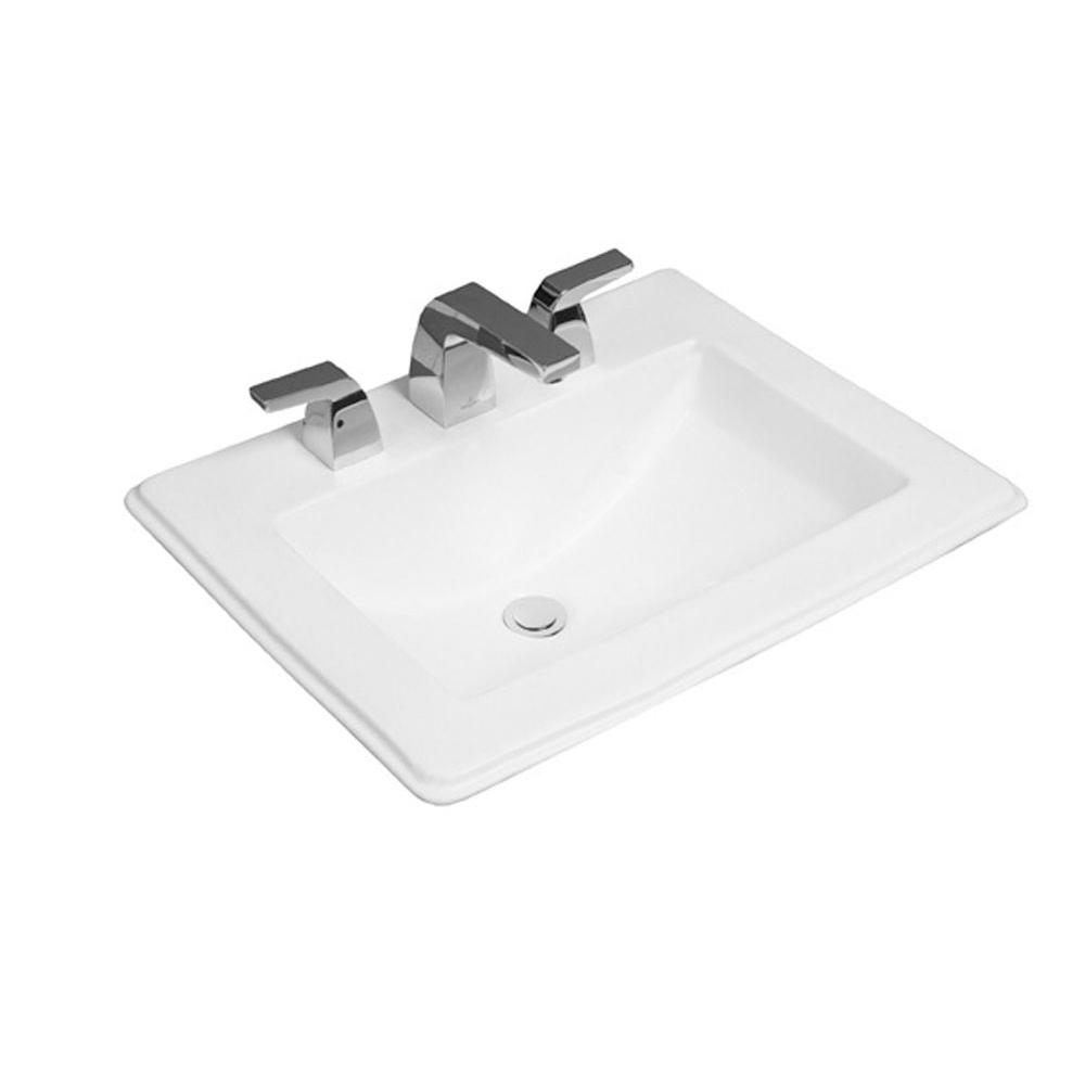 Villeroy And Boch Drop In Bathroom Sinks item 5A012301